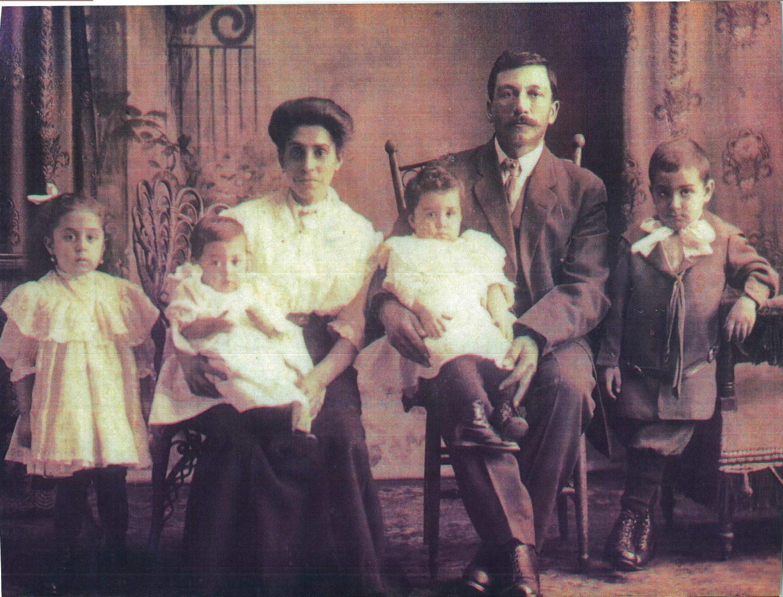 Del Duca family
