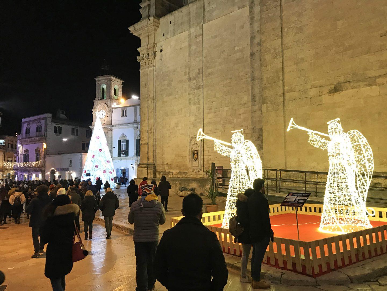 Christmas in Puglia is full of surprises