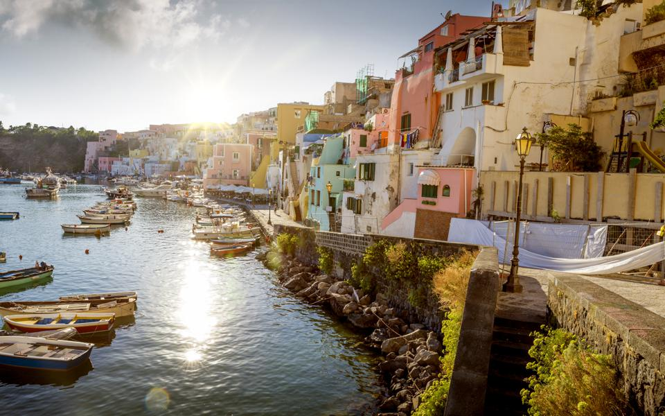 Colorful Island Of Procida Wins Italy's Culture Capital In 2022 Forbes