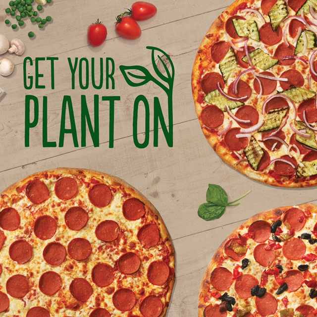 Pizza Nova First to Launch Field Roast's Plant-Based Pepperoni