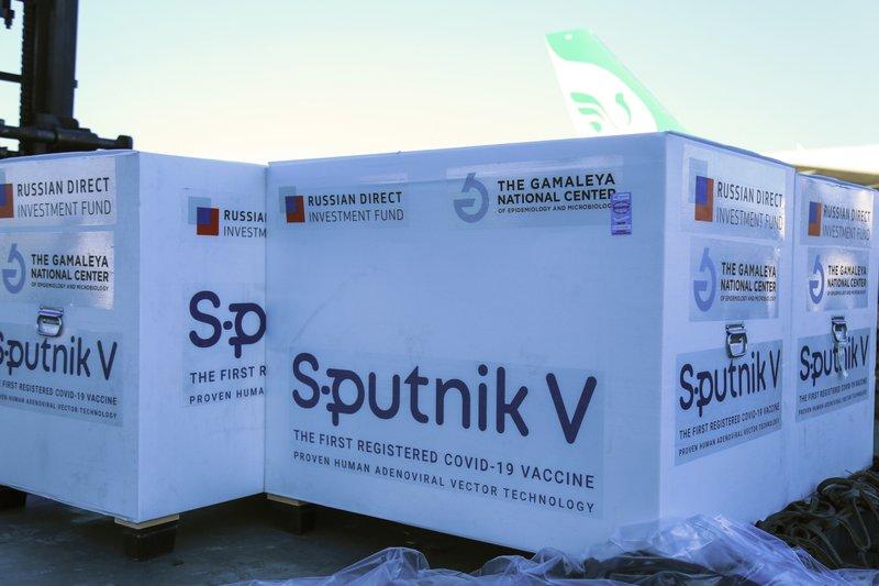 Russia to make Sputnik V vaccine in Italy, a first in EU