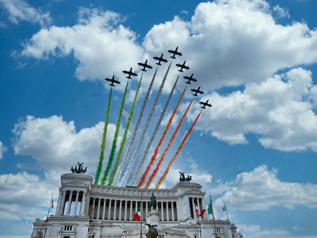 Festa della Repubblica, Mattarella 2 giugno nel segno del rilancio e della rinascita del Paese