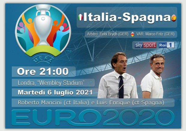 Euro 2020: latest news and buildup to the Italy v Spain semi-final – live!