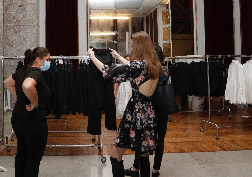 Venice reclaims spotlight as 1st COVID-era film fest opens